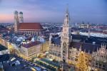 Мюнхен. - Столица Баварии и с 80-х годов негласная столица Германии. Здесь расположены многие известные немецкие предприятия, например, BMW. В Мюнхене возможности для шоппинга безграничны. Летом стоит обязательно посетить один из многочисленных пивных двориков.