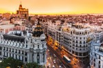 Мадрид с давних пор является политическим, культурным и общественным центром Испании, что подчёркивается даже его расположением посередине Пиренейского полуострова. Список достопримечательностей Мадрида огромен: музей Прадо, музей Рейна-София, королевский дворец, Сибелес, стадион Сантьяго Бернабеу футбольного клуба «Реал Мадрид» и многое другое.