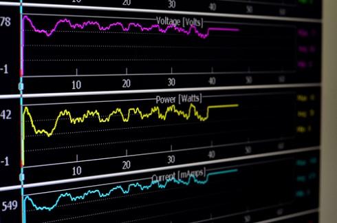 Анализатор сигнала ЭЭГ