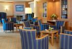 Die Lounge des Medical Parks St. Hubertus