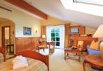 Einzelzimmer mit Blick auf den Tegernsee