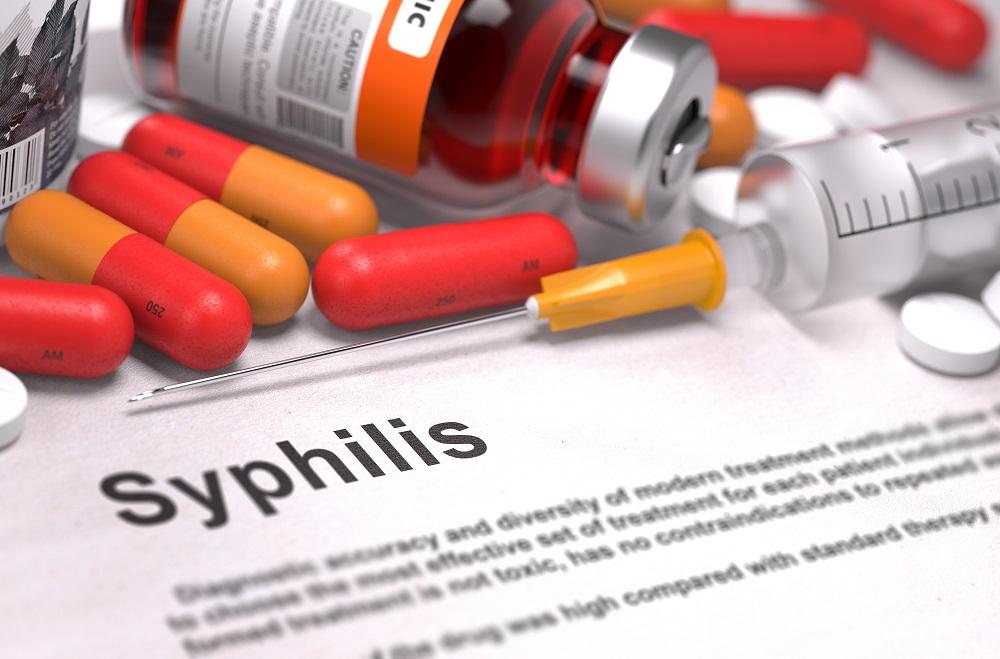 Diagnosis: syphilis