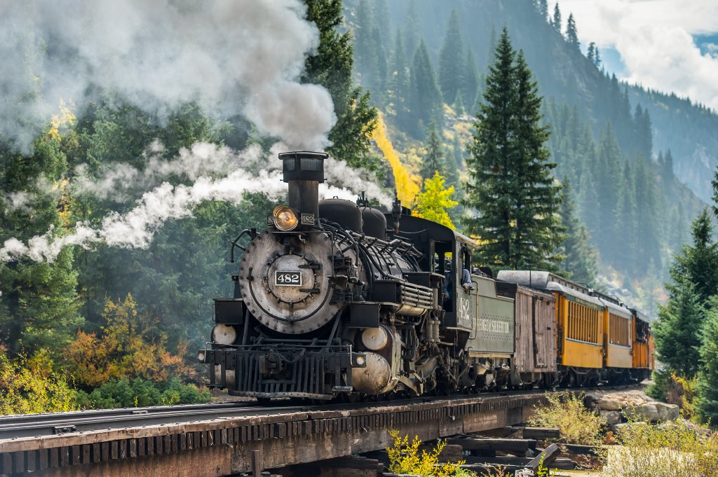american railroad research papers