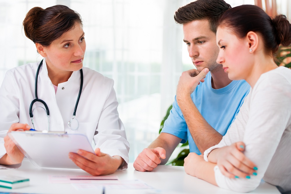 Diagnose: Unfruchtbarkeit