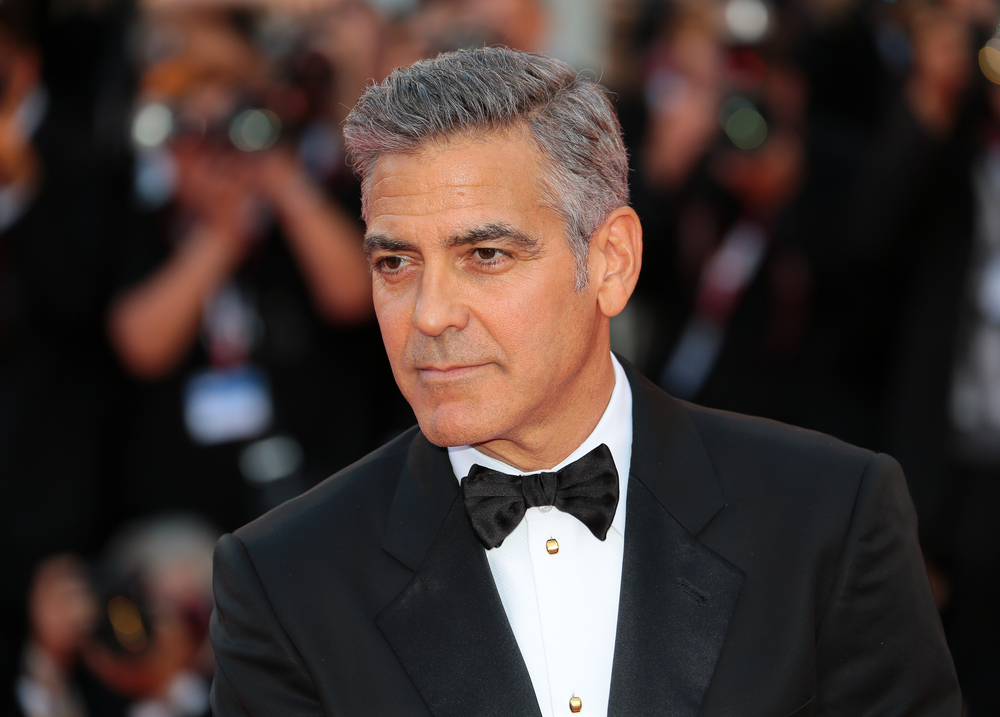 Hollywood-Schauspieler George Clooney