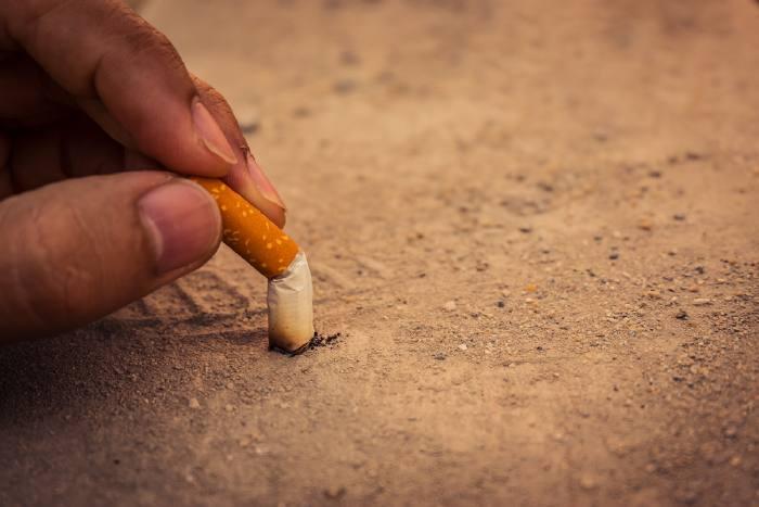 Курение – один из факторов мужского бесплодия.