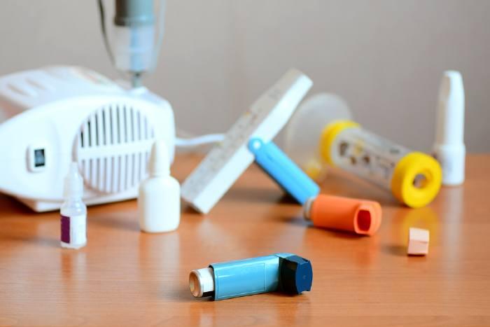 Средства для лечения астмы