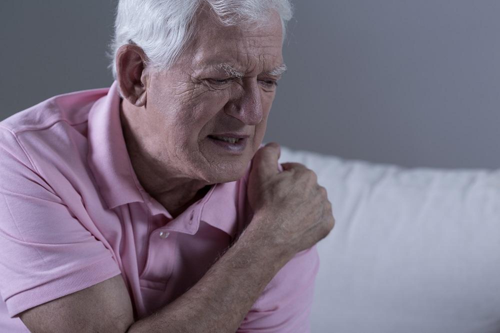 Oberarmgelenk ist das am häufigsten bewegtes Gelenk des menschlichen Körpers