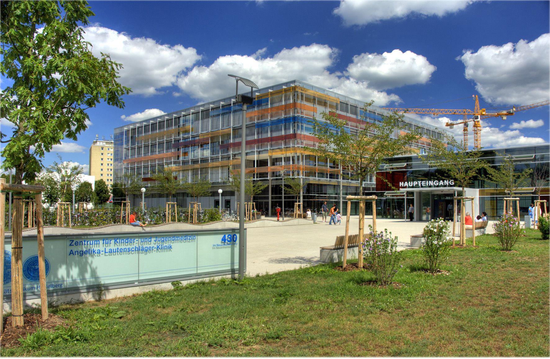 Heidelberg University Hospital (photo: Heidelberg University Hospital)