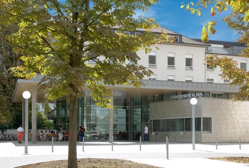 Chirurgie Abteilung der Universit'tsklinik Heidelberg (Foto: Universitätsklinikum Heidelberg)