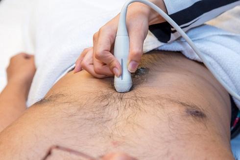 Сонография органов брюшной полости