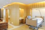 ISAR Klinikum, Patientenzimmer