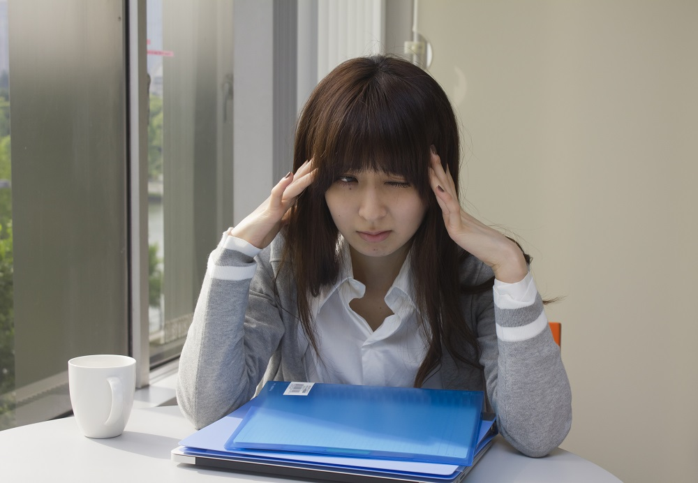 Migraine headache can be very painful