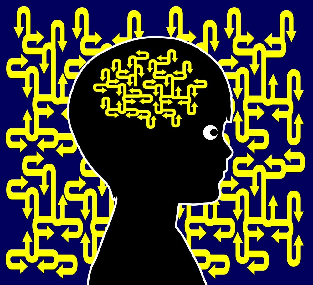 У детей синдром дефицита внимания с гиперактивностью является одним из самых встречаемых психических отклонений.