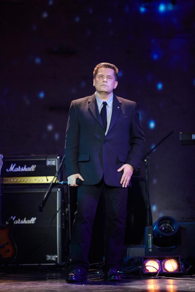 """Solist der russischen Band """"Ljube"""" Nikolaj Rastorguev"""