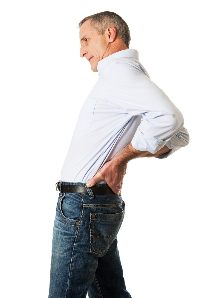 Patients often suffer from pain and stiffness in the morning and evening