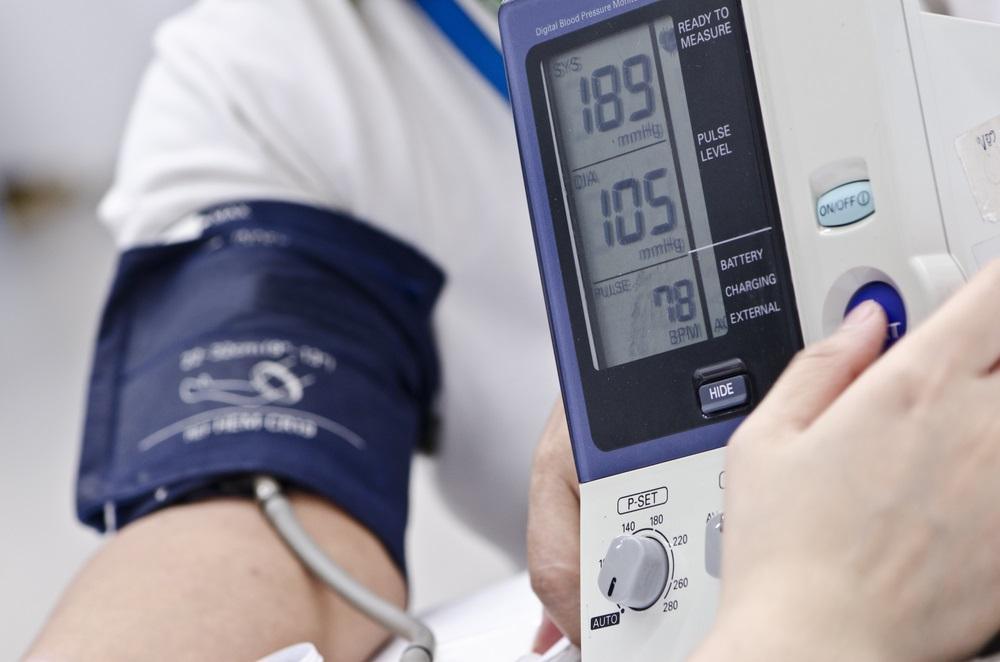 Bluthochdruck sollte man nicht unterschätzen.
