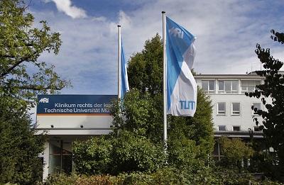 University hospital Klinikum rechts der Isar